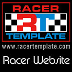 Racer Template Racer Website